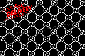 Gucci Monogram Vinyl Painting Stencil Sneaker Essentials
