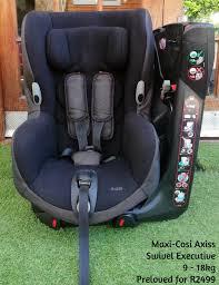 maxi cosi car seat swivel axissfix plus