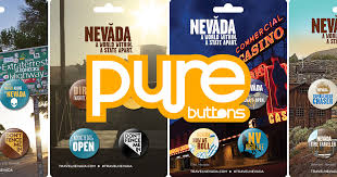 Travel Nevada Programs And Promotional Campaigns By Pure Buttons