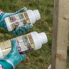 Osmo Uk Post Fix Fence Post Fixing Foam Uk New Venture Products