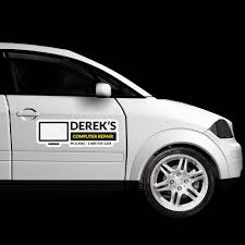 Custom Decals For Cars Removable Auto Decals Sticker Genius