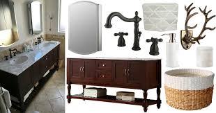 spanish style bathroom remodel