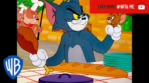 Cartoon Video Blog: Tom & Jerry | Food, Glorious Food! | Tom and Jerry  Download in MP4 | WB Kids