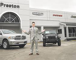 preston auto group