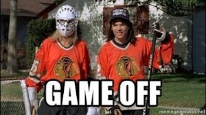 Image result for wayne's world game off""