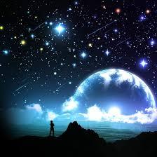 خلفيات نجوم سماء