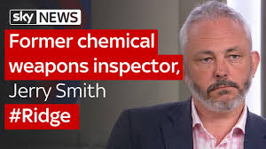 Ridge: Former chemical weapons inspector, Jerry Smith - YouTube