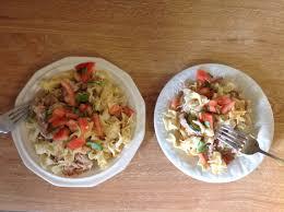 Tuna Casserole my sister and I made ...