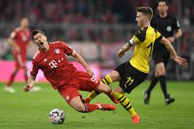 Borussia Dortmund vs. Bayern Munich: Time, score updates, odds, TV ...