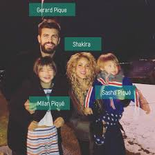 shakira family in detail husband kids