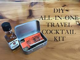 diy travel l kit all in one