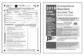connecticut tax forms and instructions