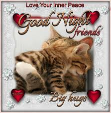 Good Evening, Night Love Your Inner... - Love Your Inner Peace ...