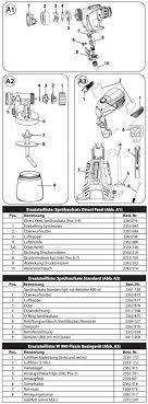 W 990 Flexio Spare Parts