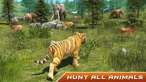 Tiger Simulator 3D - Survival Games for ...