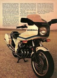1982 honda cbx vs cx500 turbo road test