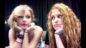 Taylor Swift and Abigail Anderson - BFF - YouTube