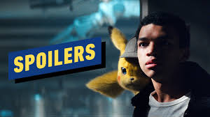 Pokemon Detective Pikachu Ending Explained - What's the Deal with ...