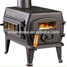 cast iron fireplace type wood burning