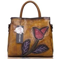 soft leather totes handbags