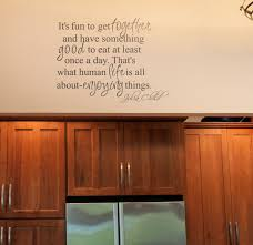 Julia Child Quote Wall Decals Trading Phrases