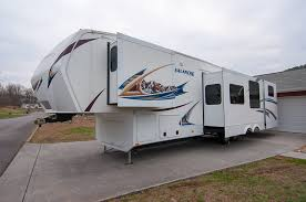 an rv from a private seller