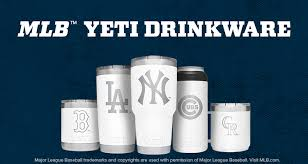 Yeti Officially Licensed Mlb Drinkware