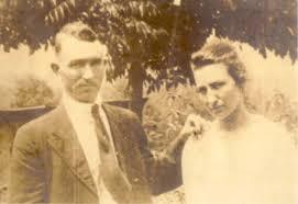 Albert and Ida Wright