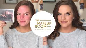 the makeup room with casey holmes get