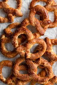 homemade soft pretzels auntie anne s