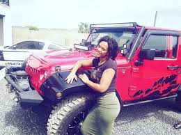 kwaw kese rapper gifts wife jeep