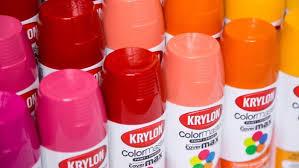 krylon spray paint color chart the