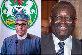 President Buhari Approved The Appointment Of Gambari As New Chief Of Staff