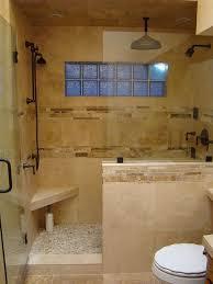 39 bathrooms with half walls