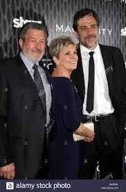 Jeffrey Dean Morgan and his parents Jeffrey Dean Morgan Hilarie ...