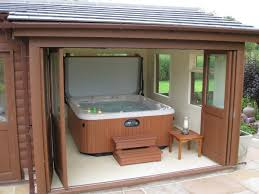 hot tub enclosures some inspiration