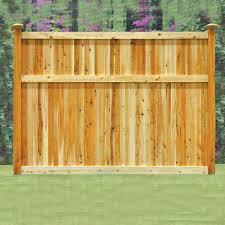 Wood Fence Cedar Wood Fence Panels
