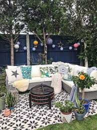 Choosing Garden Shades With Cuprinol Melanie Jade Design
