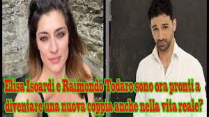 Elisa Isoardi e Raimondo Todaro sono ora pronti a diventare una nuova  coppia anche nella vita reale - YouTube