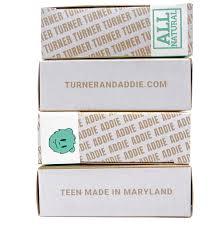 Mint Monster | Best Natural Soap for Teens | Turner and Addie - TURNER &  ADDIE