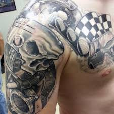 60 piston tattoo designs for men
