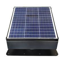 25w30w solar attic vent fan for house