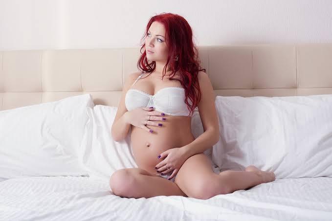 ropa interior para embarazadas