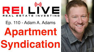 Apartment Syndication with Adam Adams - YouTube