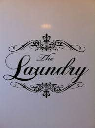 Appliance Vinyl Decal French Laundry Decal Washing Machine Etsy Laundry Room Decals Laundry Decals Vintage Laundry