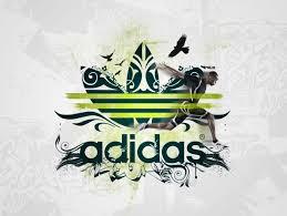 cool adidas logo loix