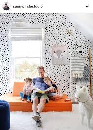 Spotty Nursery Unisex Kids Room Kid Room Decor Kids Room