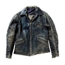 vintage leather jacket archives bill