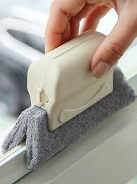 Buy 1Pc Window Groove Cleaning Brush Creative Design Home Essential &  Cleaning Tools - at Jolly Chic