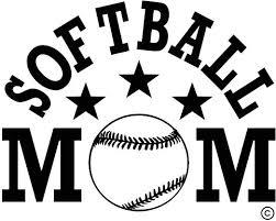 Amazon Com Softball Mom Wall Decal Mom Squad Softball Vinyl Decal Excellent Softball Mom Gift Great Alternative For Mom Softball Shirt Mother S Day Any Day Softball Mom Decal I Love Mom Usa Made Black Home Kitchen